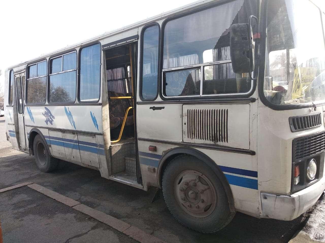60 из 150 автобусов, ежедневно заезжающих в Алматы,