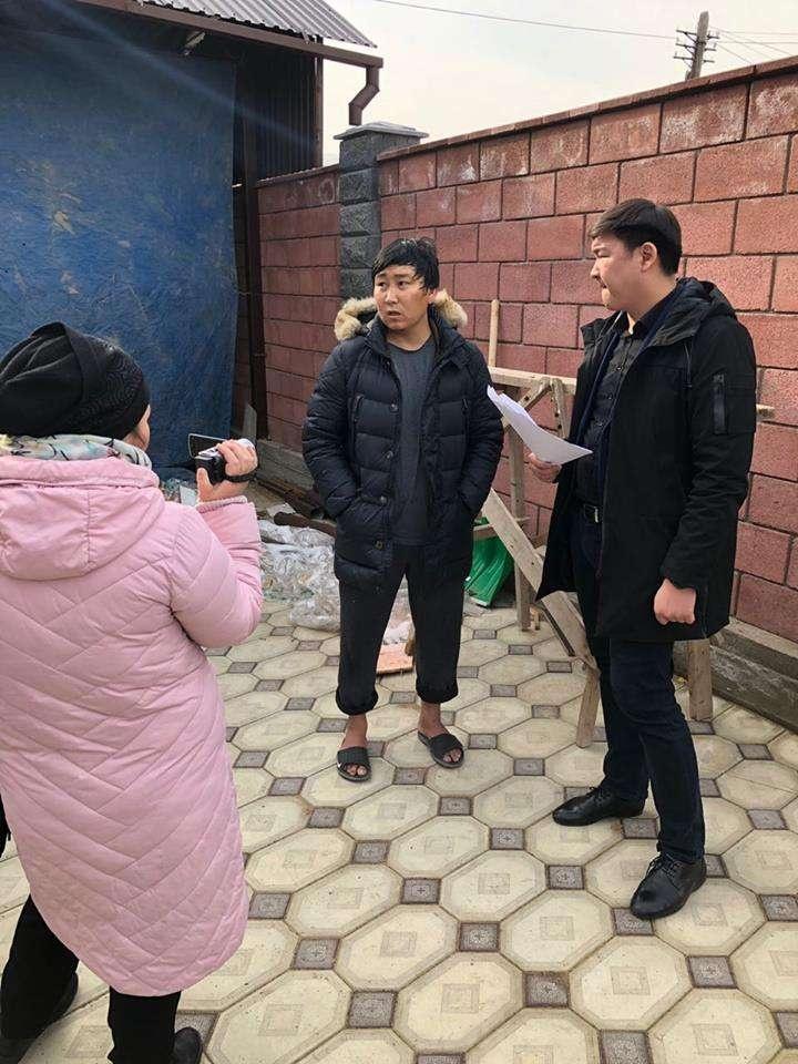 Задержание скупщика украденного имущества в Алматы