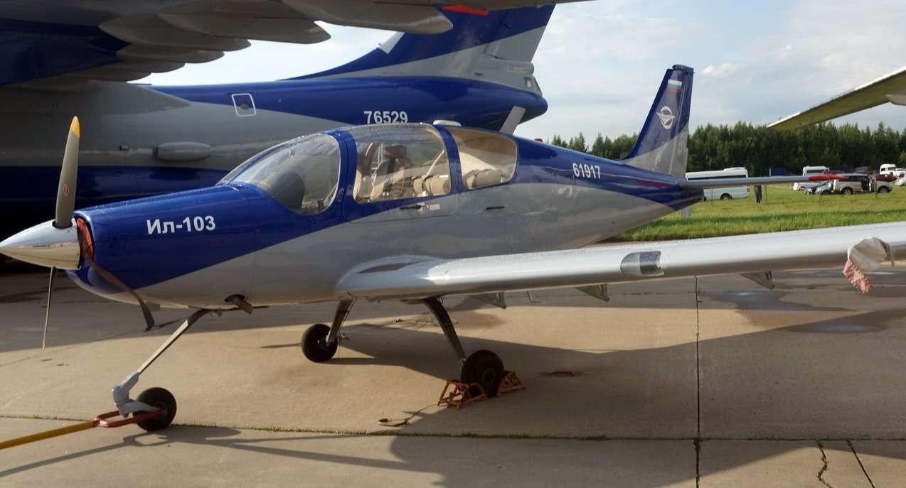 Лёгкий многоцелевой самолёт ИЛ-103