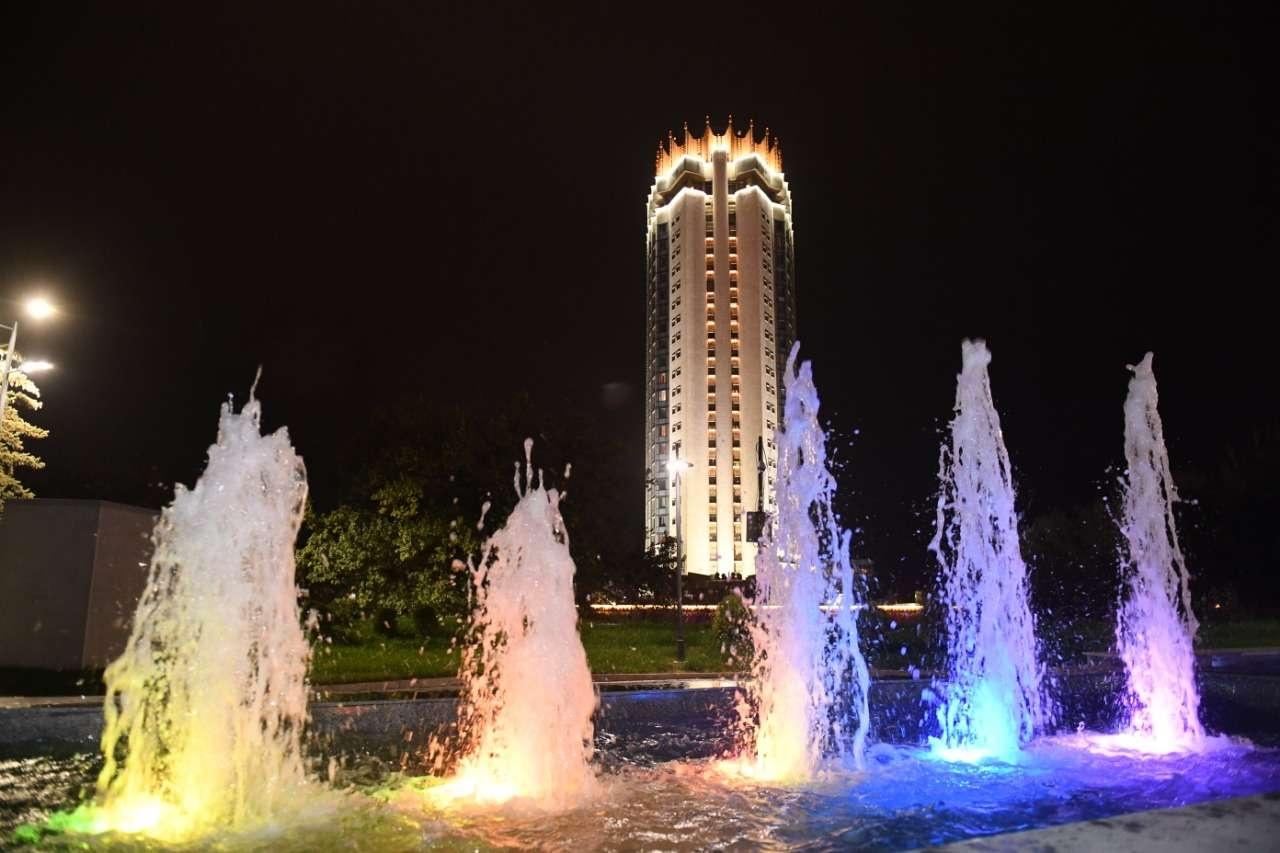 Ремонт старых и строительство новых фонтанов - проект по благоустройству исторического центра города