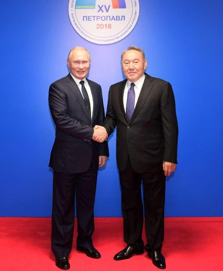 Президенты обсудили ключевые вопросы сотрудничества