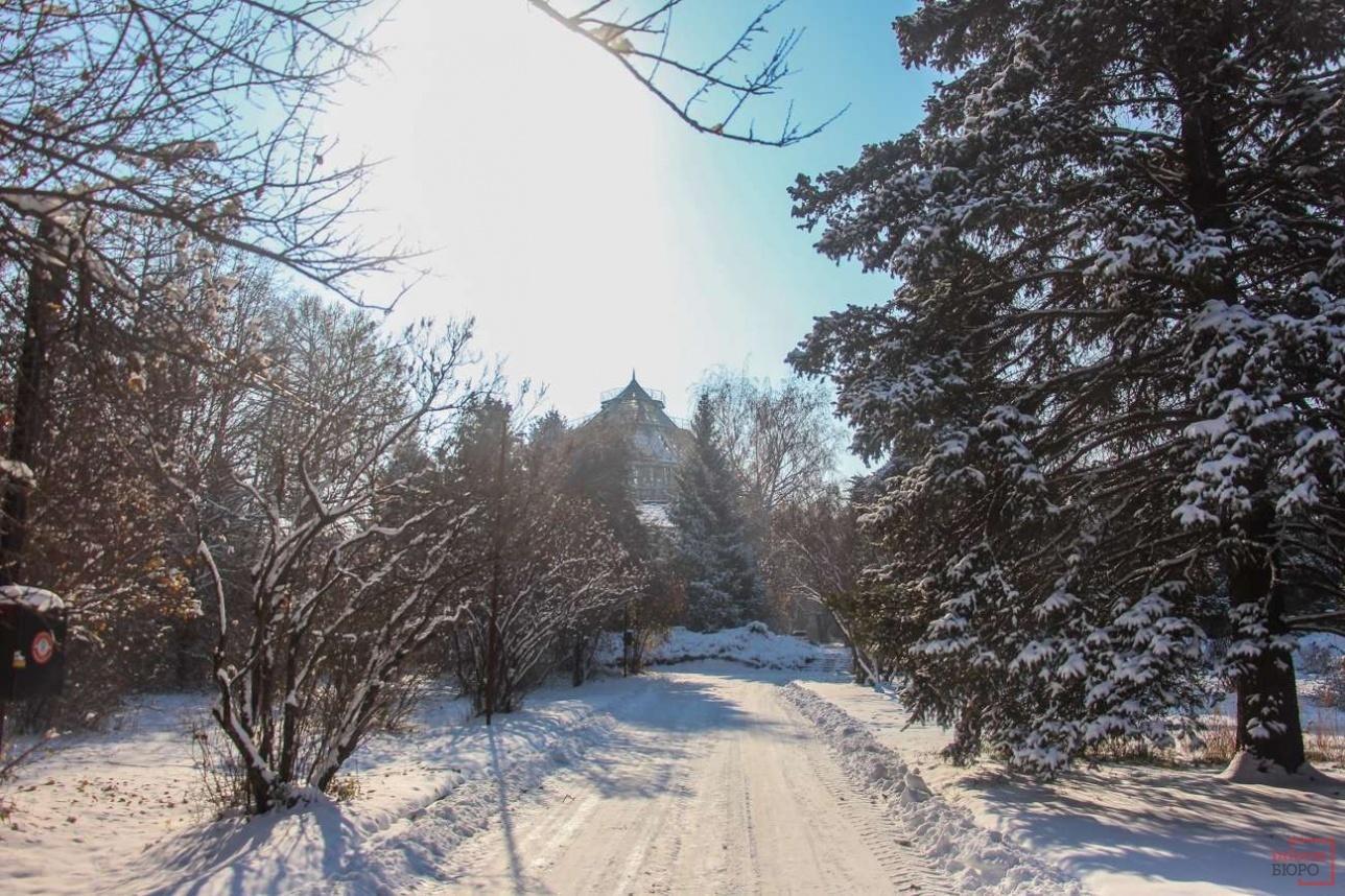 С наступлением зимнего периода работы не прекратятся