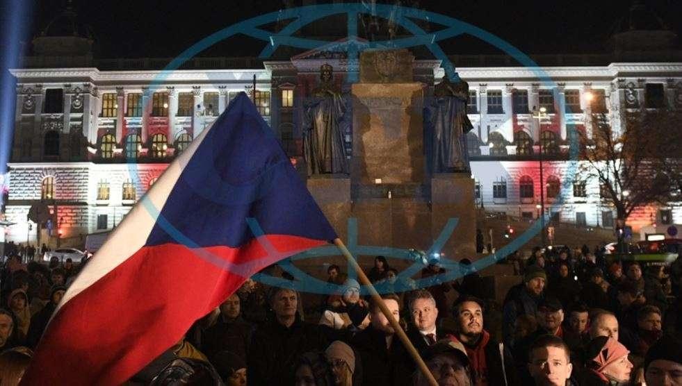 Митинг за отставку Андрея Бабиша