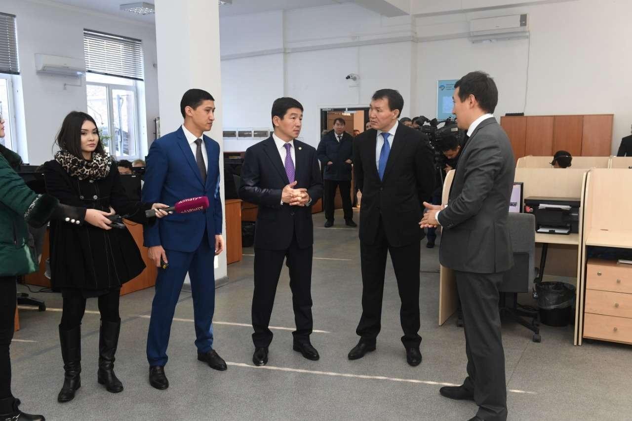 Алик Шпекбаев в Алматы
