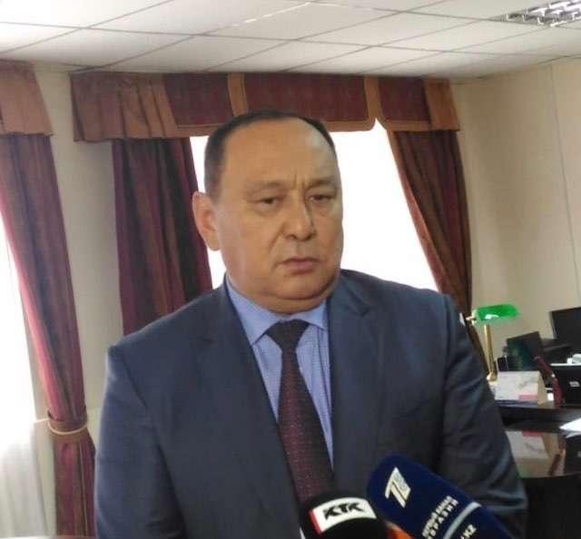 Руководитель управления здравоохранения Павлодарской области Ораз Мукашев