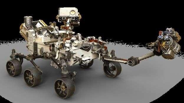"Дизайн ровера ""Марс-2020"""