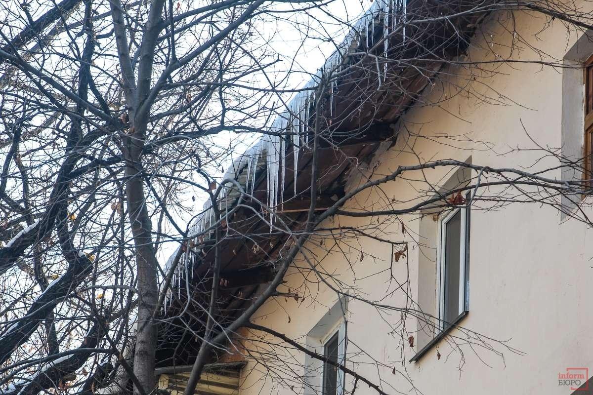 Дом на пересечении Шевченко и Панфилова