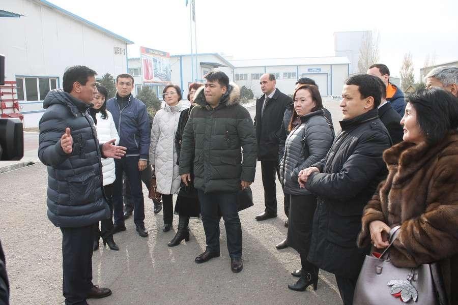 Бизнесмены и чиновники обсудили торговлю с Китаем