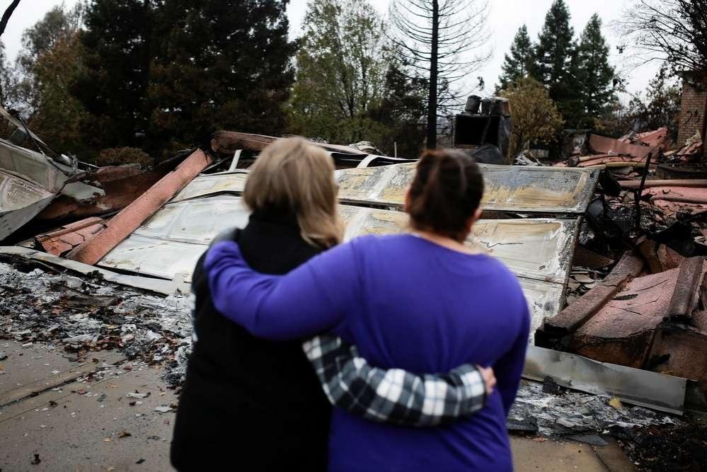 Тысячи людей лишились своих домов