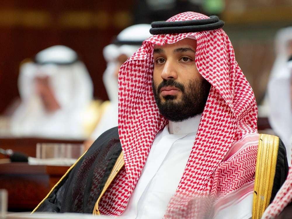 Наследный принц Саудовской Аравии Мухаммеда бин Салмана