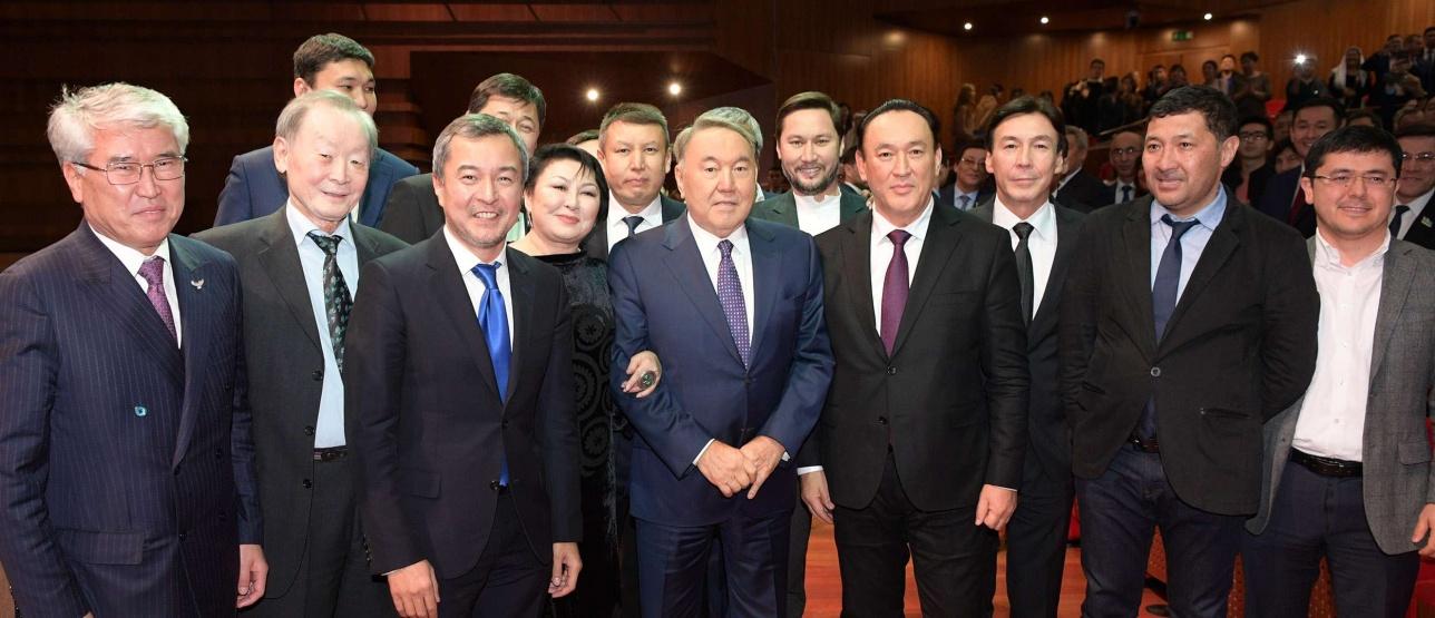 Фильм Акана Сатаева рассказывает о становлении столицы Казахстана
