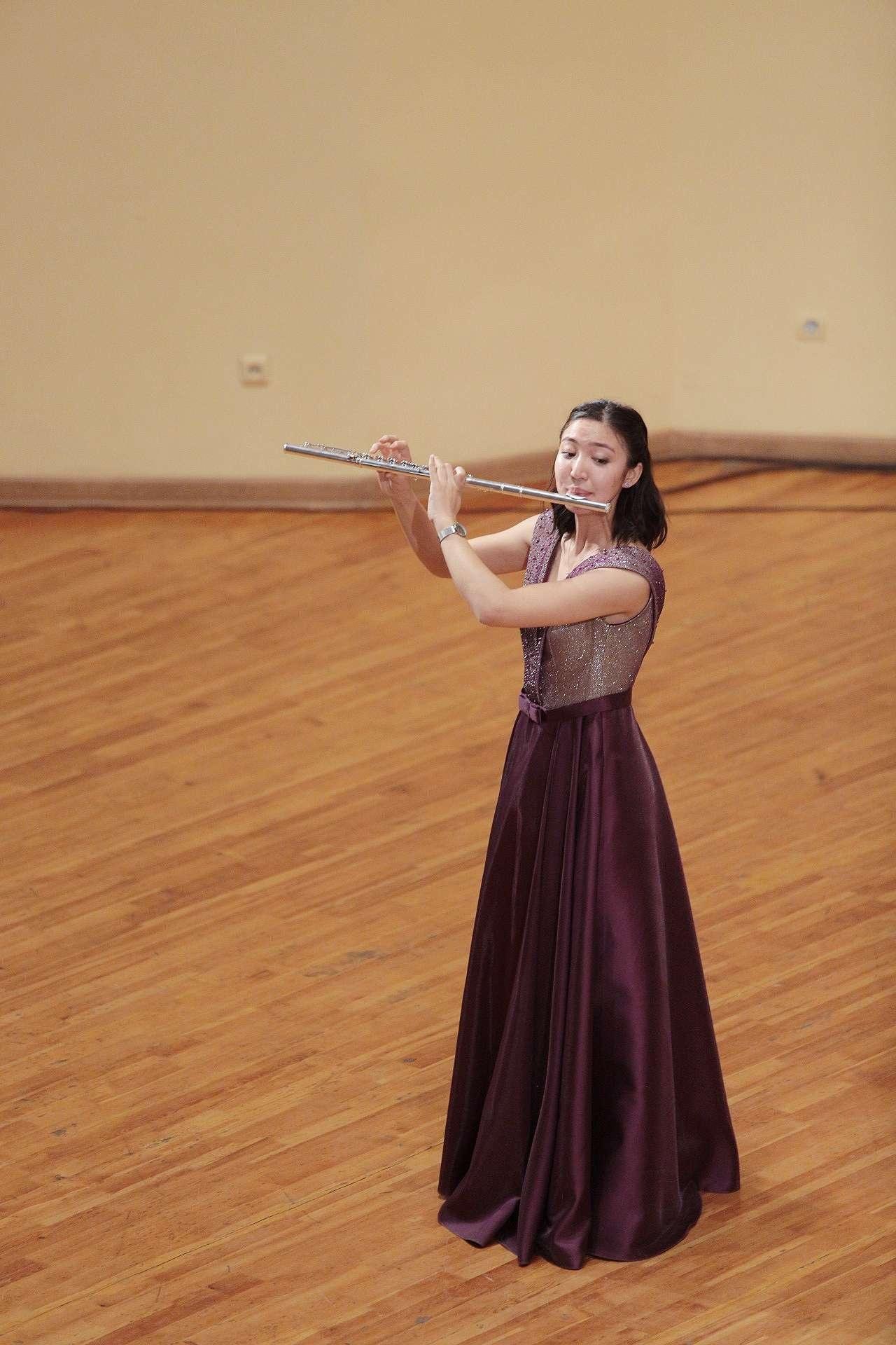 Выступление Хадиши Елибаевой
