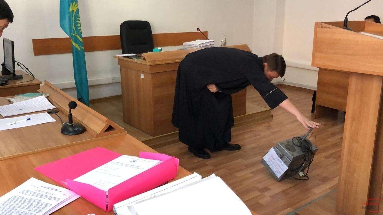Судья посмотрел аппарат для липосакции