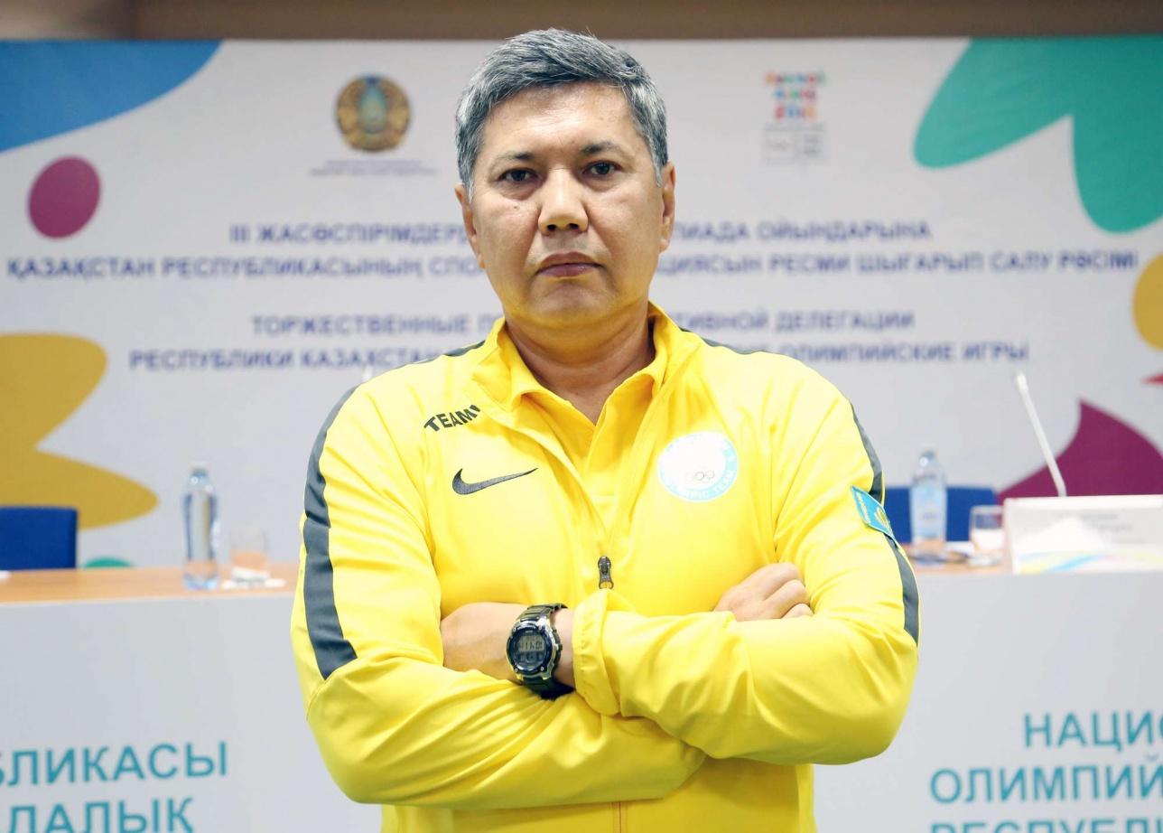 Галымбек Кенжебаев назначен главным тренером сборной РК по боксу