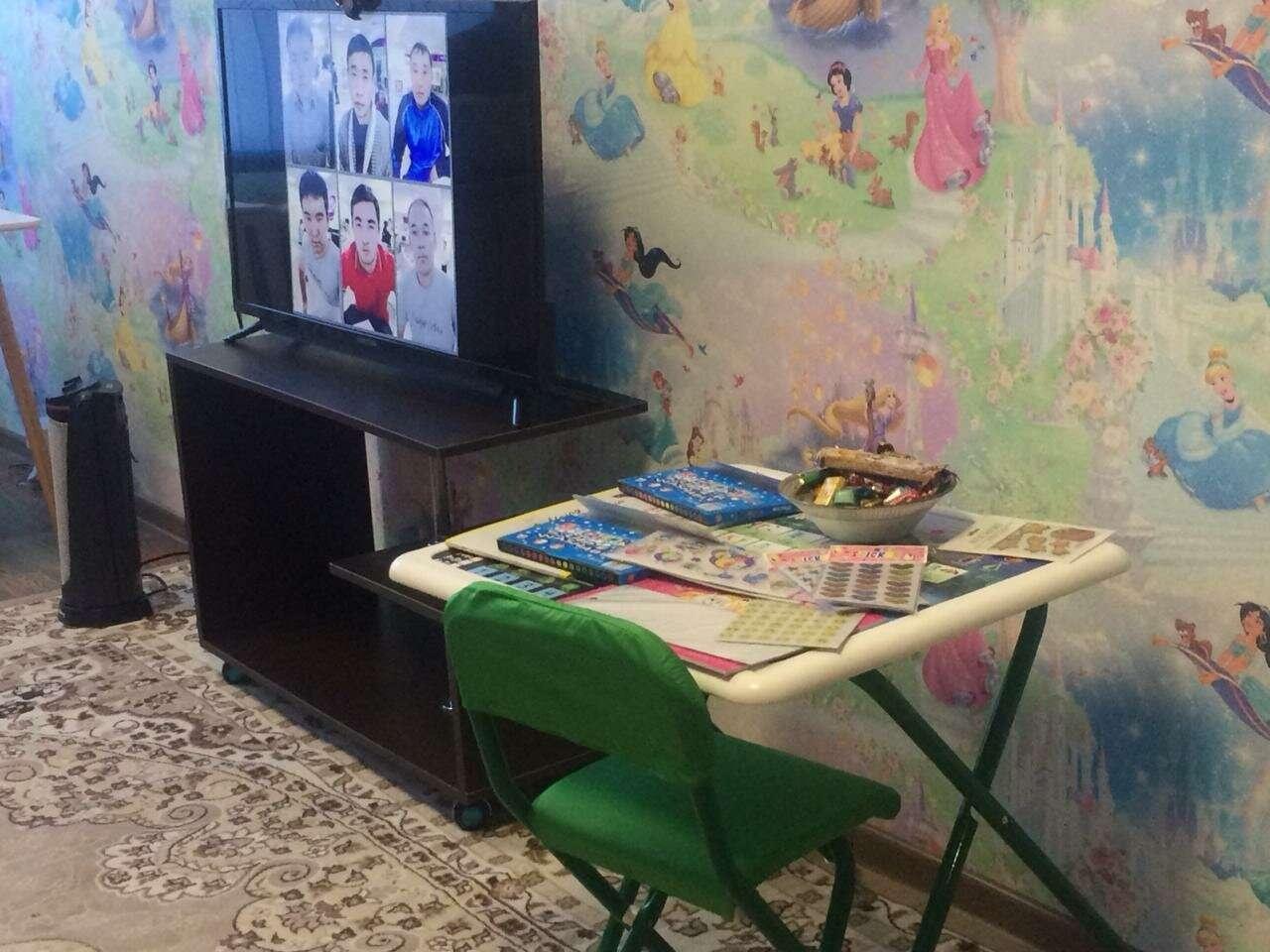 В Алматы открыли первый кабинет для допроса детей