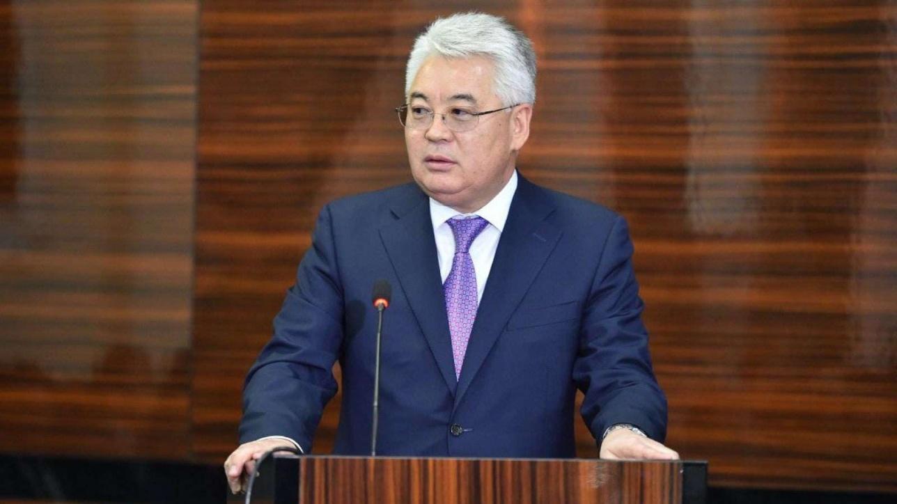 Бейбут Атамкулов на прежней должности успел запустить 2 казахстанских спутника
