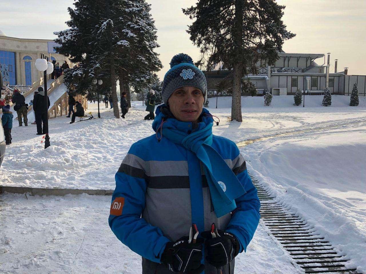 Организатор Максим Прощенко
