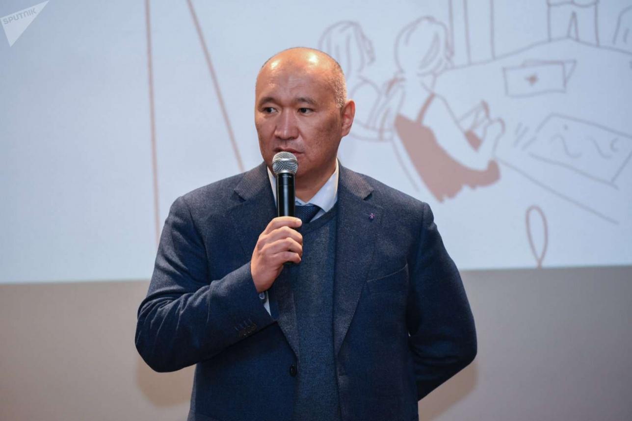 Новый главный архитектор Алматы Алмасхан Ахмеджанов