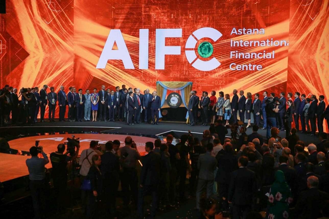 О размещении акции Air Astana на площадке биржи МФЦА в ноябре 2018 года объявил и Нурсултан Назарбаев