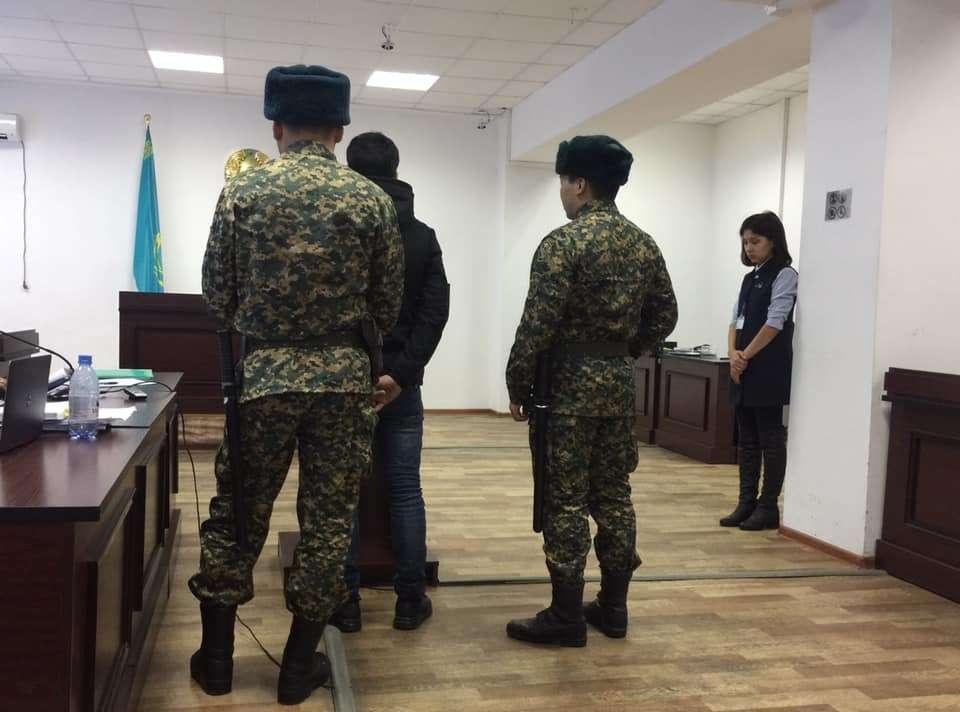 Подсудимый Арман Кудайбергенов дал показания суду