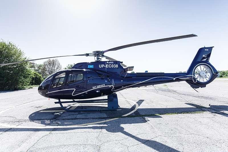 Вертолёт Eurocopter EC130