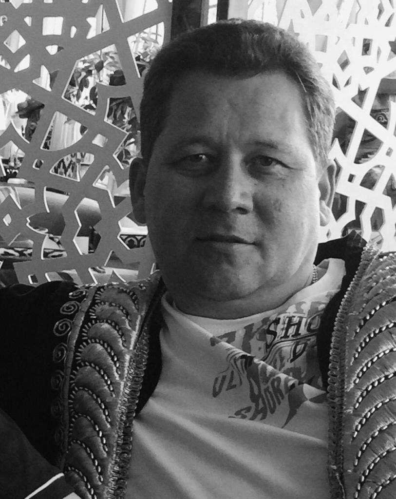 Погибший пилот Валентин Шитов