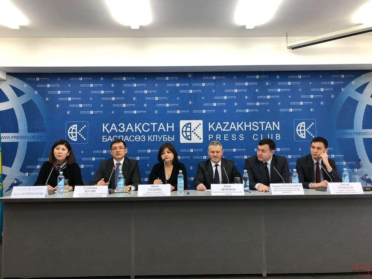Адвокаты на пресс-конференции