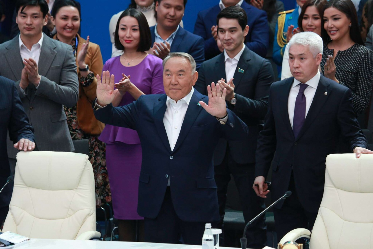Президент на открытии Года молодёжи
