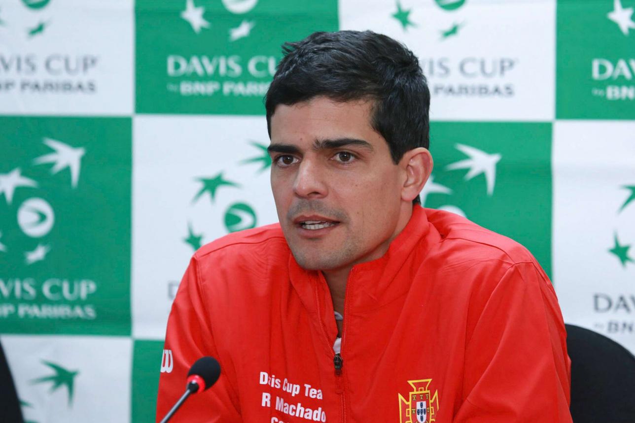 Капитан сборной Португалии Руй Мачадо