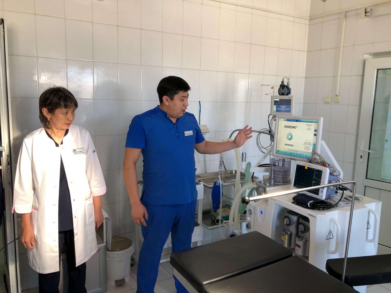 Новое оборудование позволит проводить краткосрочные операции взрослым и новорождённым