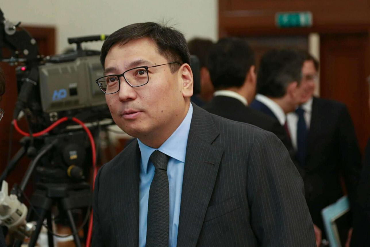Ерболат Досаев