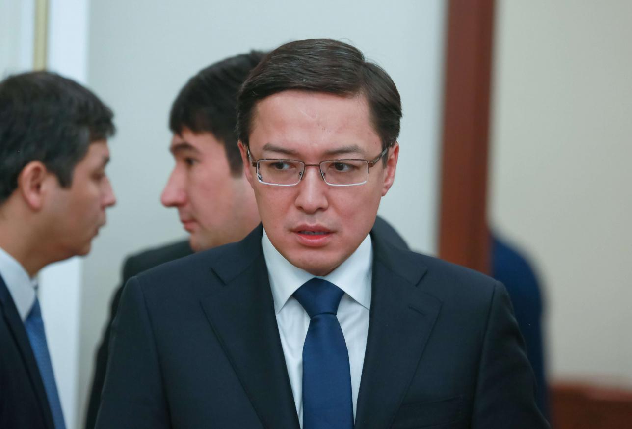 Председатель Национального банка Данияр Акишев