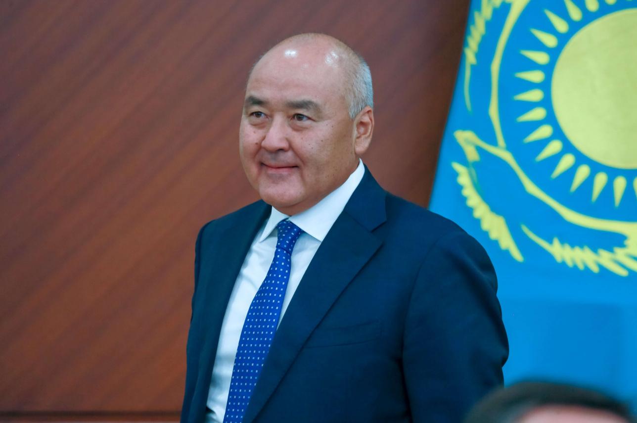 Заместитель премьер-министра - министр сельского хозяйства Умирзак Шукеев