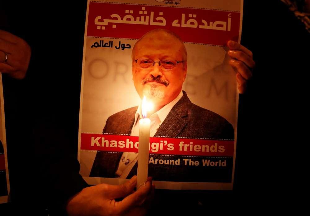 Джамаль Хашогги был убит 2 октября в здании саудовского консульства в Стамбуле