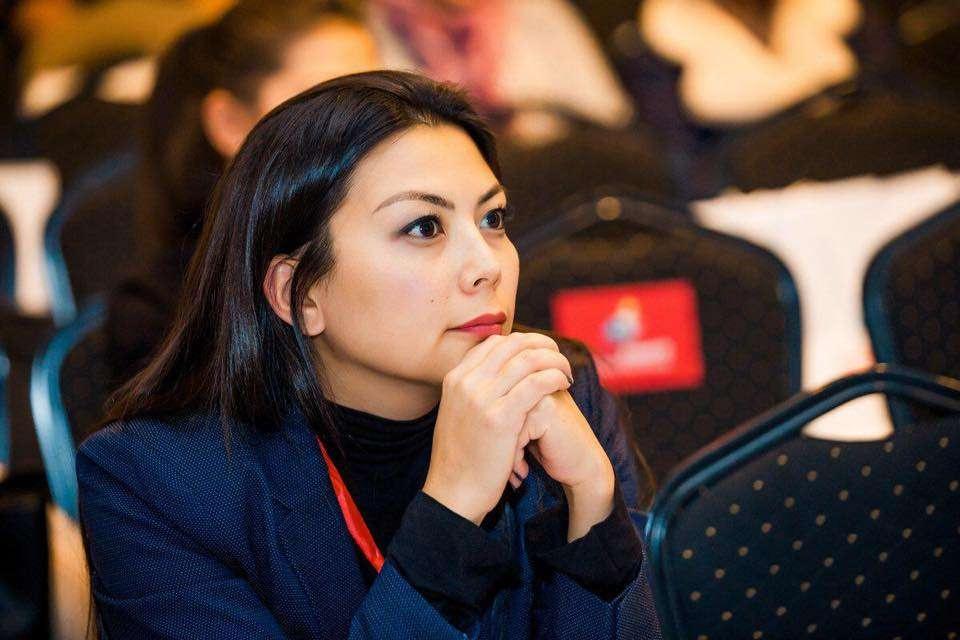 Бірінші несие бюросының басшысы Ә.Нұрғалиева