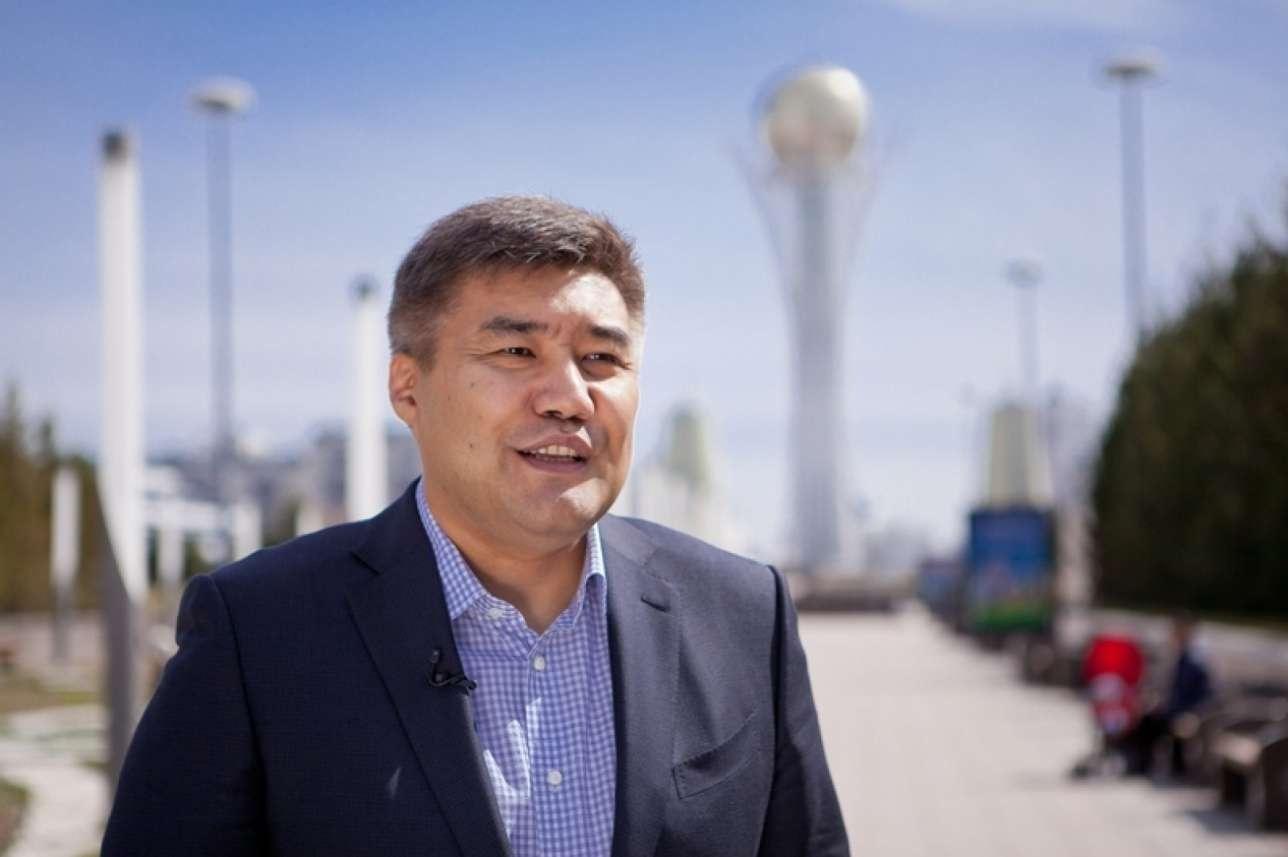 Министр общественного развития Дархан Калетаев
