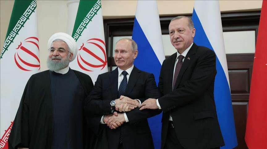 Лидеры трёх стран