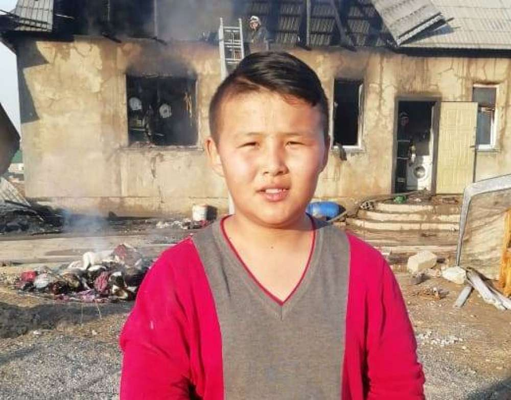 13-летний школьник не раздумывая бросился спасать двух детей
