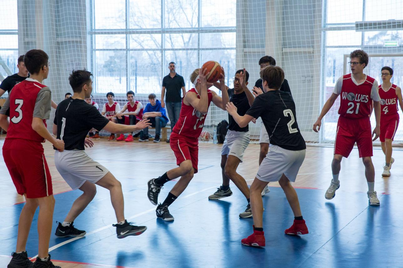 В спортцентре можно проводить соревнования различных уровней