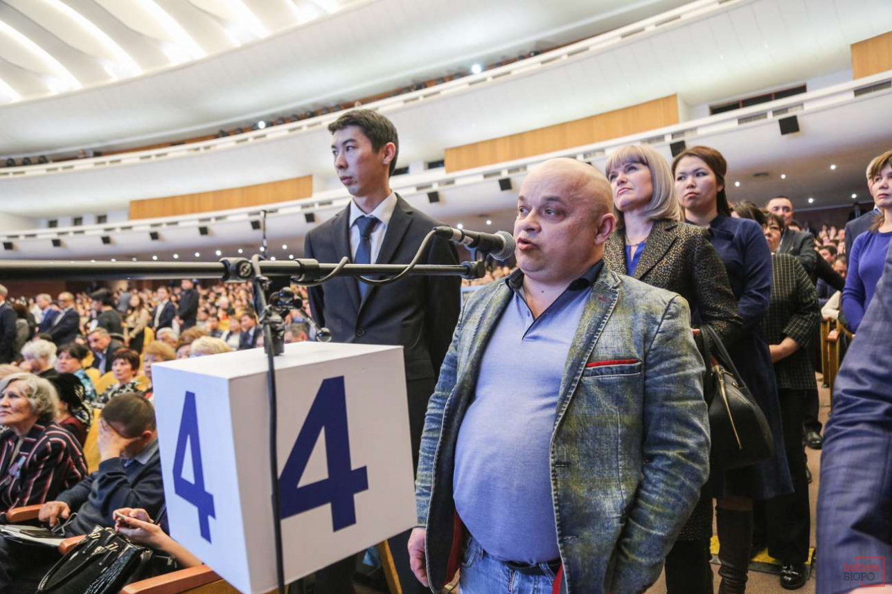 Вопрос акиму Алматы