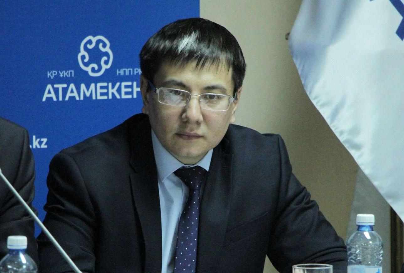 Рустем Курманов