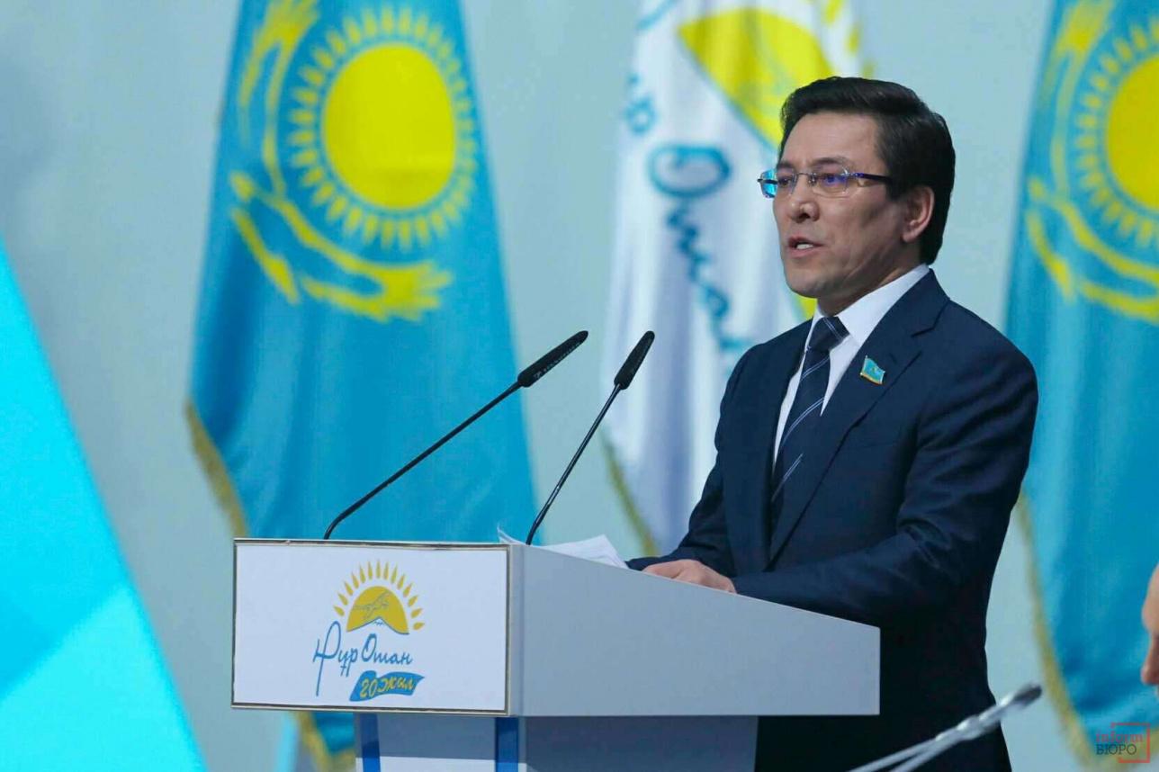 Нуртай Сабильянов, депутат Мажилиса
