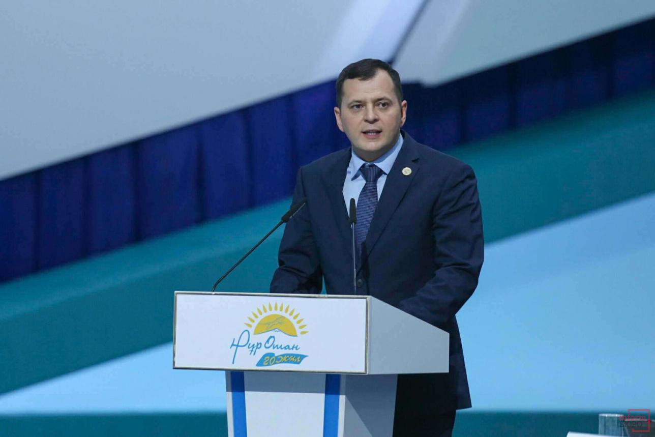 Иван Зенченко, глава молочной чермы в СКО