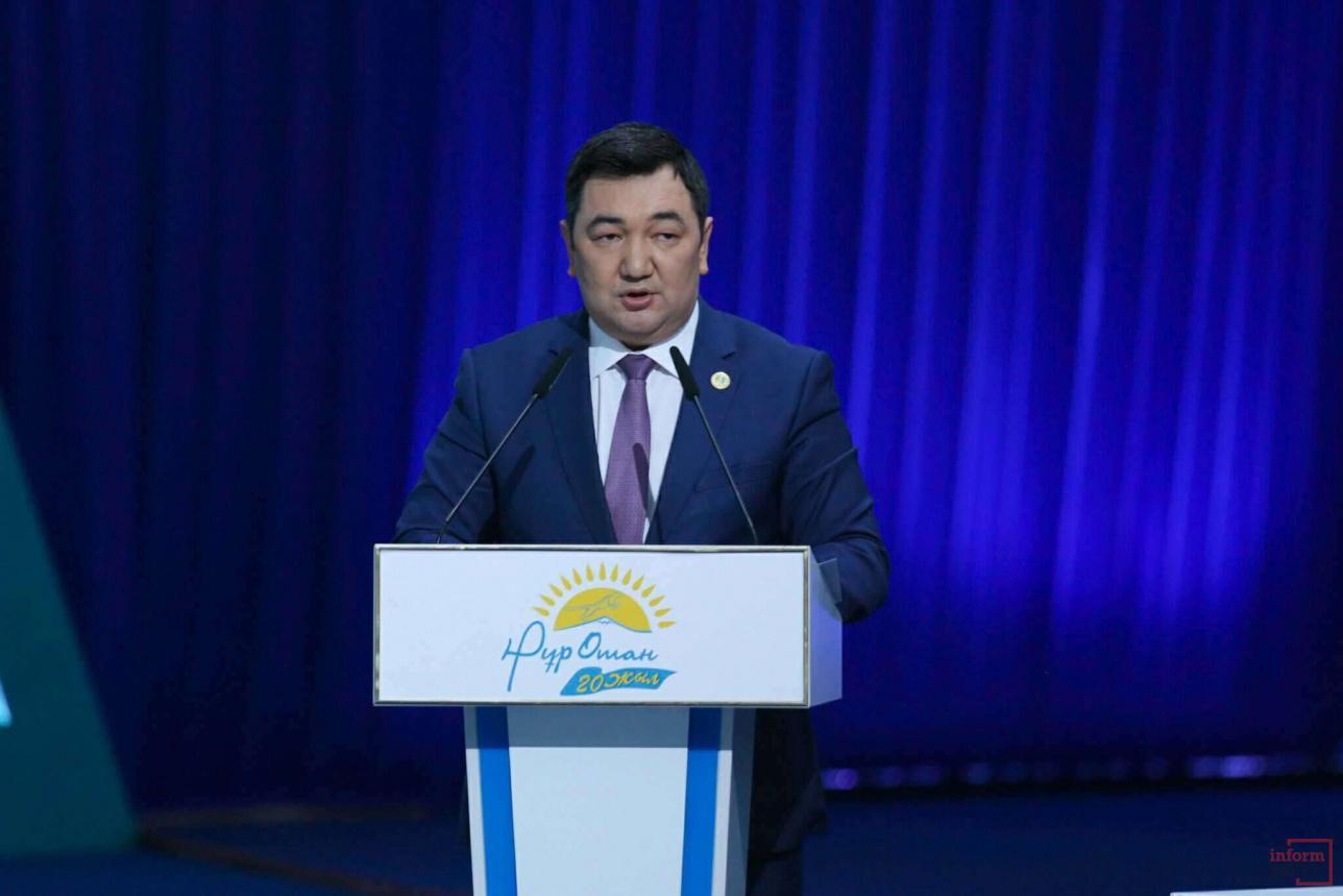 """Дархан Кыдырали, главный редактор """"Егемен Казахстан"""""""