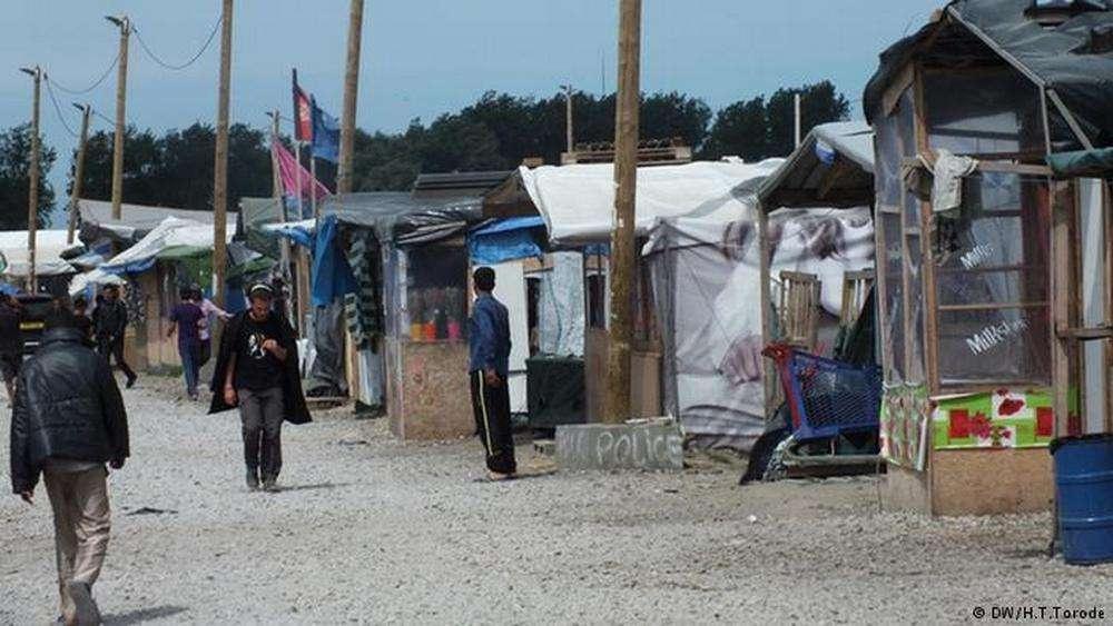 """Лагерь беженцев """"Джунгли"""" был демонтирован в 2016 году"""