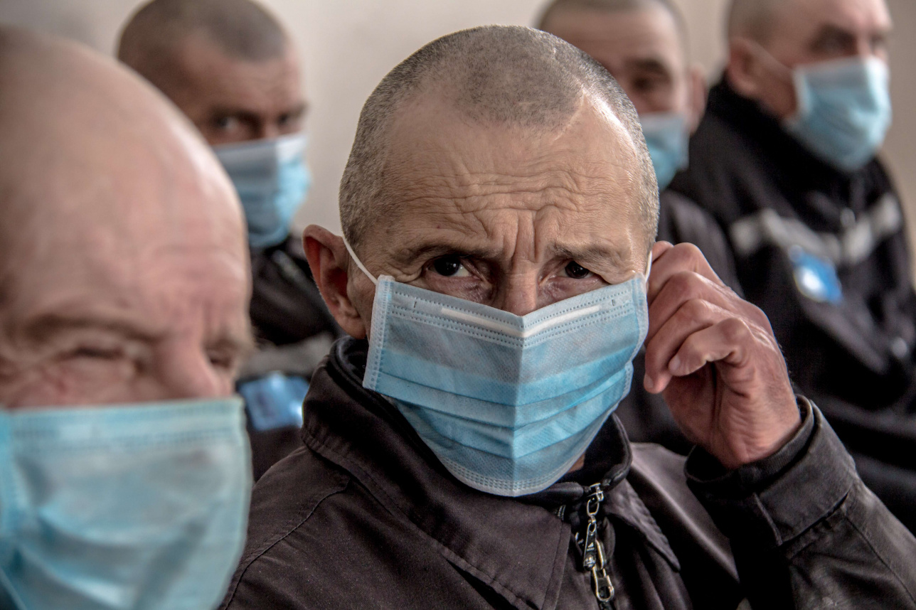 Больных туберкулёзом содержат в специальных колониях
