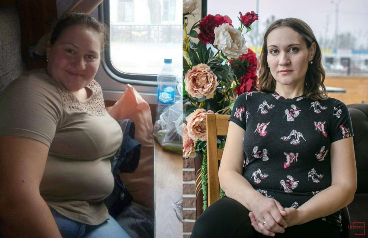 Ирина похудела со 130 до 73 килограммов. Так она выглядит сейчас