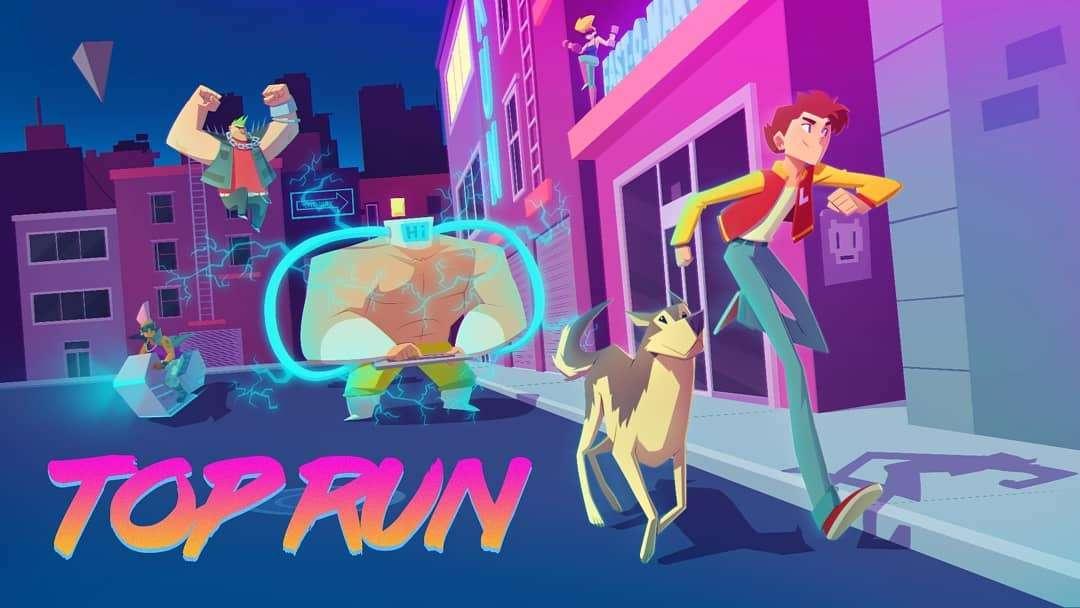 Игра Top Run