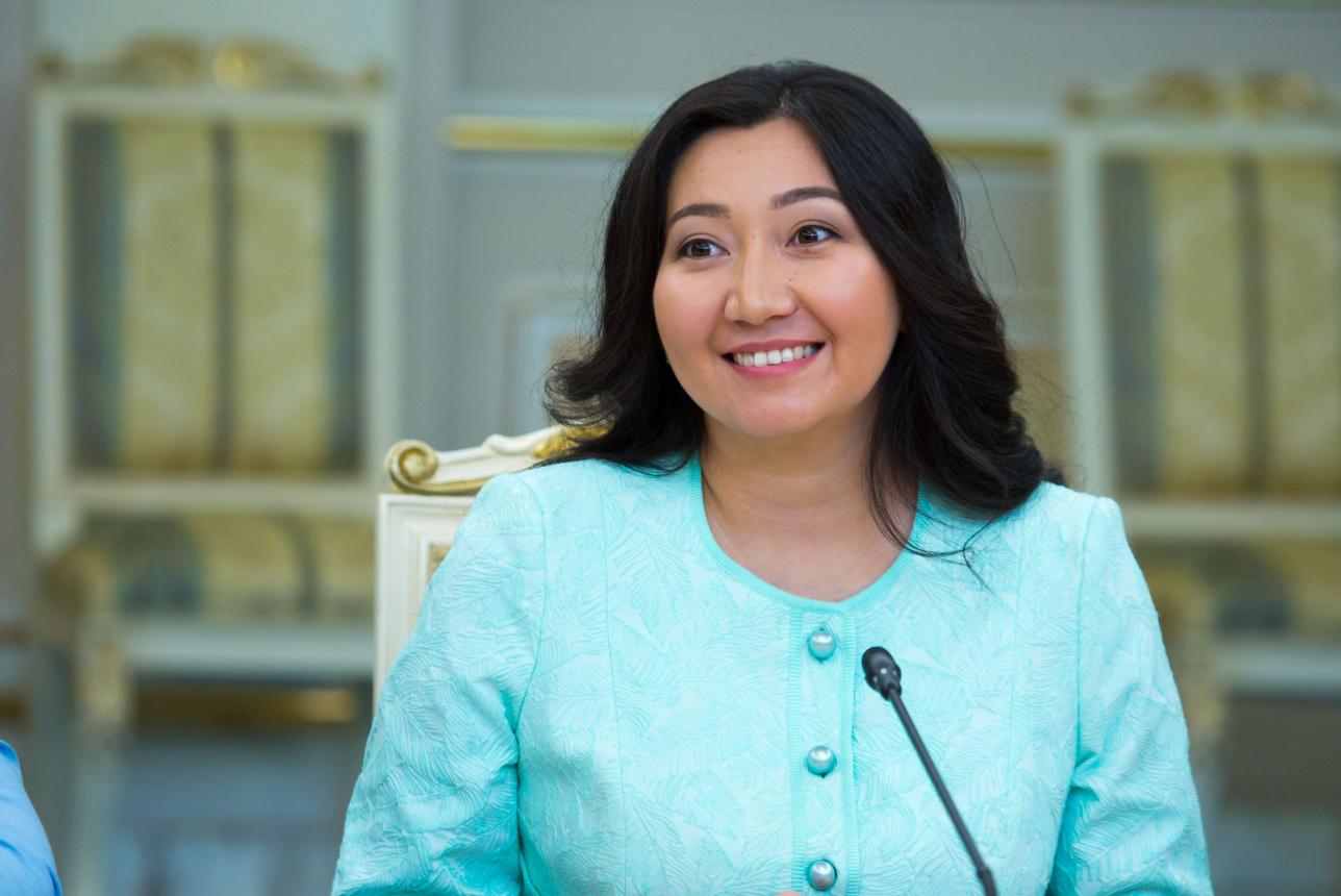 Анара Сандыгулова
