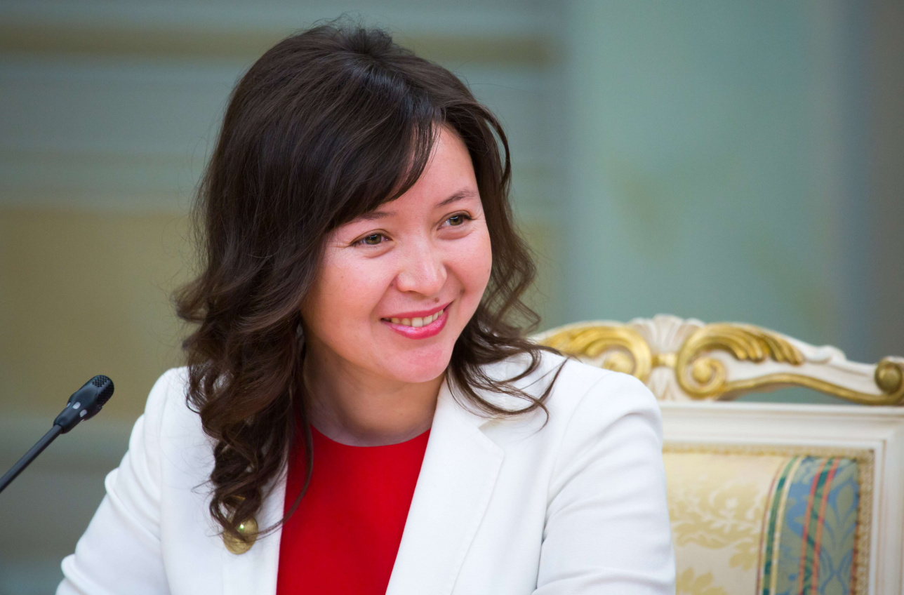 Самал Еслямова